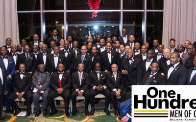 On October 20, 2017 Alex Johnson was recognized at the 5th Annual 100 Men of Color Black Tie Gala & Awards