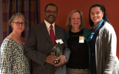 Capital Workforce Partners' CEO Honored